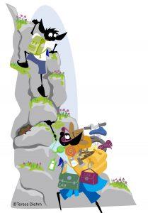 dpsg, Kobold, Jungpfadfinder, 100 Abenteuer, Pfadfinder, Gruppenstunde